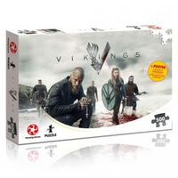 Puzzle Vikings Puzzle The World Will be Ours