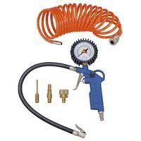 Scheppach Kit d'outils pneumatiques 5 pcs