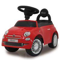 Jamara Voiture à pousser Fiat 500 Rouge