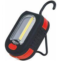 KS Tools Lampe de poche d'atelier mobile 3 W 150.4375