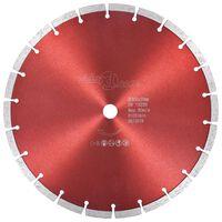 vidaXL Disque de coupe diamanté Acier 300 mm