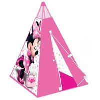 Worlds Apart Tente de jeu tipi Minnie Mouse 100x100x120 cm Rose