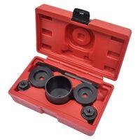 vidaXL Kit d'outils de bague d'essieu arrière Ford FIESTA  et KA