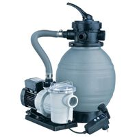 Kit de filtration pour piscine Ubbink 300 avec pomp TP 25 7504641