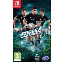 Rugby Challenge 4 Switch Jeu Sport 3 Ans Et Plus