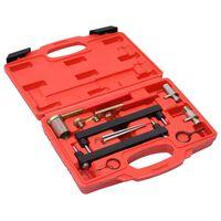 vidaXL Kit d'outils de calage du moteur 9 pcs pour Land Rover Jaguar