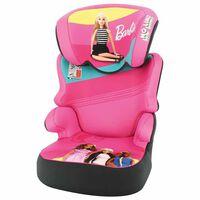 Mattel Siège d'auto Befix Barbie Groupe 2+3 Rose