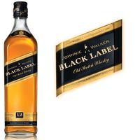 Johnnie Walker Black Label 12 ans 70cl