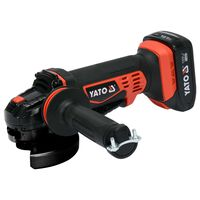 YATO Meuleuse d'angle sans batterie 18V 125 mm