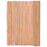 vidaXL Clôture en bambou 125x400 cm