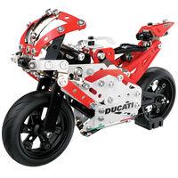 Meccano Ensemble de modèle Ducati Moto GP Rouge 6044539