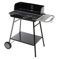 Neka-Barbecue au charbon de bois Azur acier 55