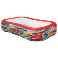 Intex Piscine Cars Swim Center Multicolore 262x175x56 cm