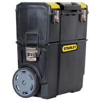 Stanley Boîte à outils en plastique Noir 1-70-326