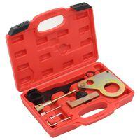 vidaXL Kit d'outil de réglage et de verrouillage de calage