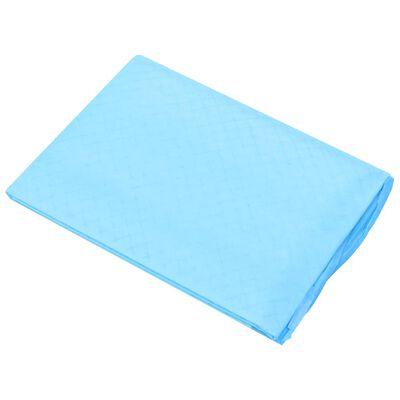 vidaXL Tapis d'hygiène pour chiens 400 pcs 60 x 45 cm Tissu non tissé