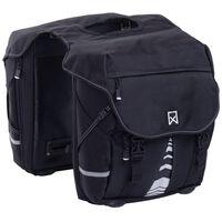 Willex Sacoches de vélo XL 1200 50 L Noir 13611