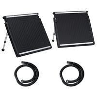 vidaXL Panneau de chauffage solaire à double piscine 150x75 cm