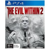 The Evil Within 2 Ps4 Jeu Action-aventure 18 Ans Et Plus