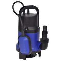 vidaXL Pompe submersible électrique pour eaux usées de jardin 400 W
