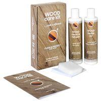 Kit d'entretien du bois CARE KIT 2x250 ml