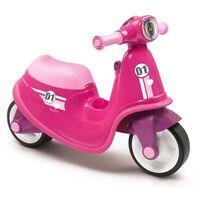 Smoby Scooter de course jouet Rose