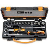 Beta Tools Jeu de douilles et de cliquet 18 pcs 900/C13-5 009000953