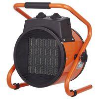 Qlima Chauffage électrique EFH 6020 2000 W Orange