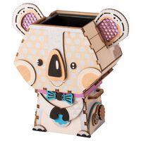 Robotime Kit de construction de pot de fleurs Koala