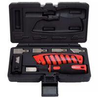 KS Tools Coffret de racloirs à lame 27 pièces