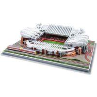 Nanostad Jeu de puzzle 3D 186 pièces Old Trafford PUZZ180052