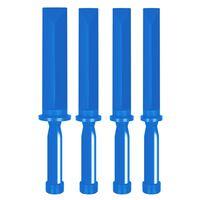 Set de 4 grattoirs en plastique ProPlus 590166