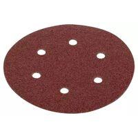 KREATOR - Lot de 5 disques auto-aggripants - grain 180 -Ø 225 mm