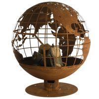 Esschert Design Globe à feu