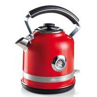 Ariete Bouilloire électrique Moderna 2000W 1,7L Rouge