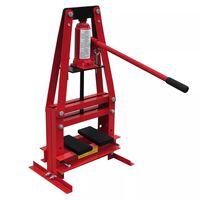 Presse hydraulique d'atelier sur pied - 6 tonnes