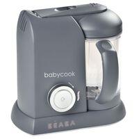 Beaba Robot de cuisine 4-en-1 Babycook Solo 1100 ml Gris foncé