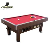 Cougar Table de billiard Topaz