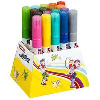 """edding Feutres à fibre large Funtastics 18 pcs Multicolore 14"""""""