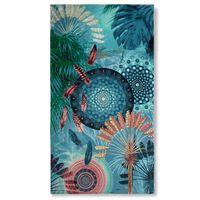 HIP Serviette de plage KANYA 100x180 cm Multicolore