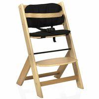 Baninni Coussin pour chaise haute Scala & Dolce Mio Noir BNDTA001-BK