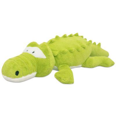 vidaXL Crocodile jouet en peluche XXL 150 cm