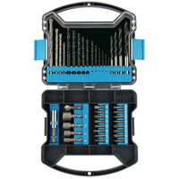 Draper Tools Kit de forets et d'accessoires 41 pcs