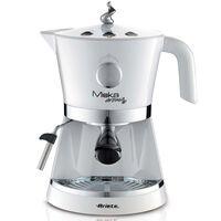 Ariete Machine à expresso Moka Aroma 850 W Blanc