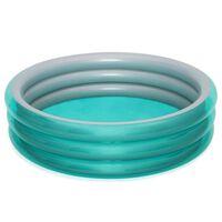Bestway Piscine Big Metallic Rond 201x53 cm Bleu
