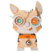 Robotime Kit de construction de pot de fleurs Puppy