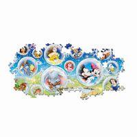 Clementoni Puzzle Panorama Disney 1000 pcs
