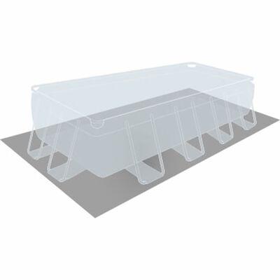 Intex Jeu de piscine rectangulaire Prism Frame 488x244x107 cm 26792GN