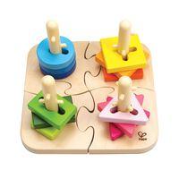 Puzzle Creative Peg Hape E0411