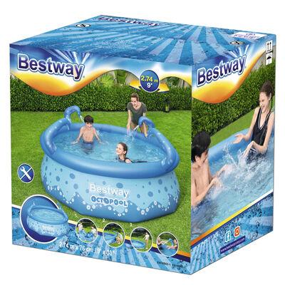 Bestway Piscine Easy Set OctoPool 274x76 cm